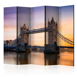 Paravan - Tower Bridge at dawn II [Room Dividers]