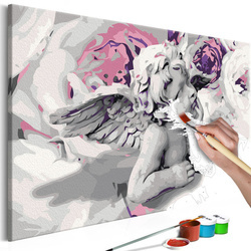 Pictatul pentru recreere - Angel (Flowers In The Background)