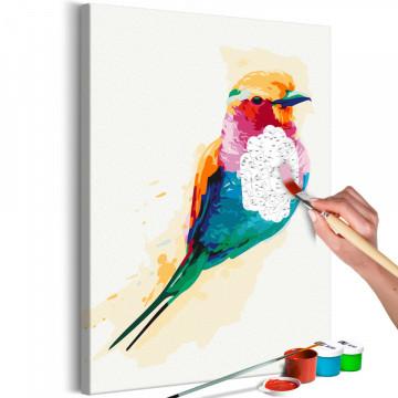 Pictatul pentru recreere - Exotic Bird