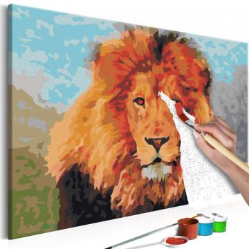Pictatul pentru recreere - Lion