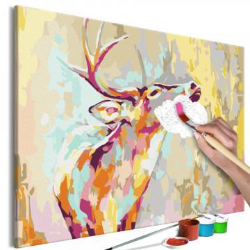 Pictatul pentru recreere - Proud Deer
