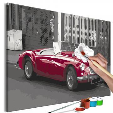 Pictatul pentru recreere - Red Classic