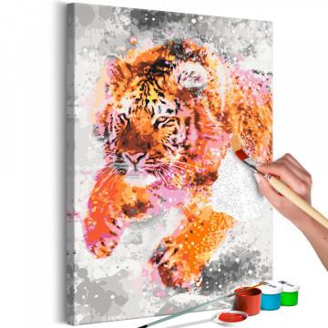 Pictatul pentru recreere - Running Tiger