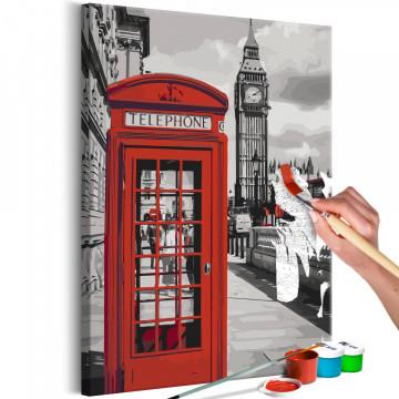 Pictatul pentru recreere - Telephone Booth
