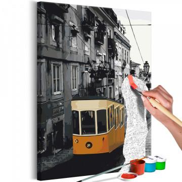 Pictatul pentru recreere - Tram in Lisbon