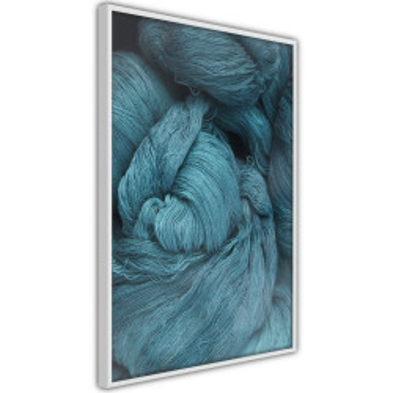 Poster - Blue Skein