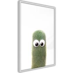 Poster - Funny Cactus IV