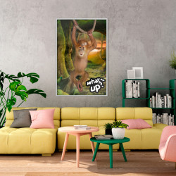 Poster - Life in the Jungle