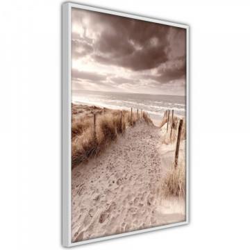 Poster - Sandy Path