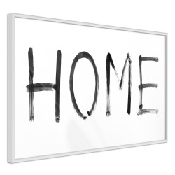 Poster - Simply Home (Horizontal)