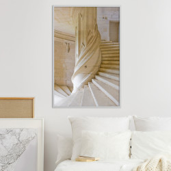 Poster - Winding Entrance