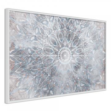 Poster - Winter Mandala