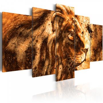 Tablou - Beautiful Lion