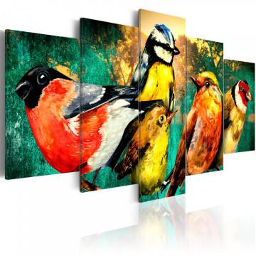 Tablou - Birds Meeting