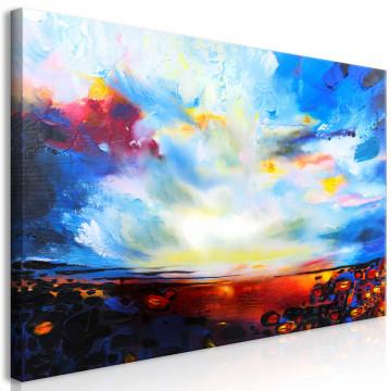Tablou - Colourful Sky (1 Part) Wide