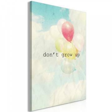 Tablou - Don't Grow Up (1 Part) Vertical