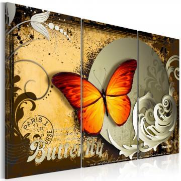 Tablou - Flight of a butterfly