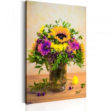 Tablou - Flowery Charm