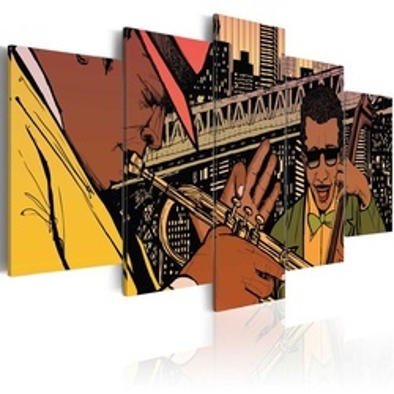Tablou - Jazzy NYC