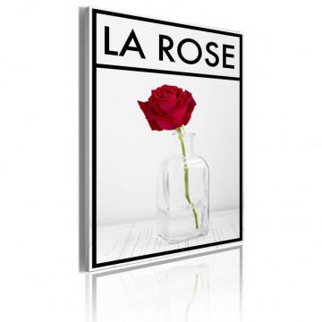 Tablou - La rose