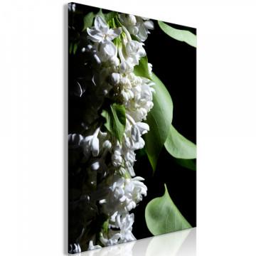 Tablou - Lilacs Detail (1 Part) Vertical