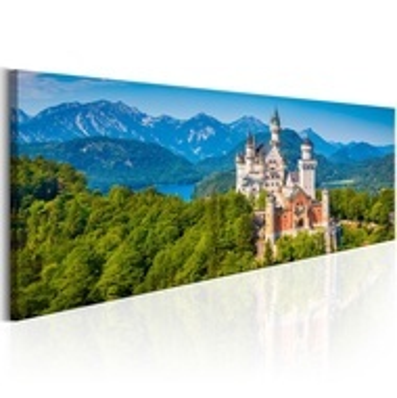 Tablou - Magic Places: Neuschwanstein Castle