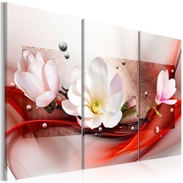 Tablou - Magnolia in red