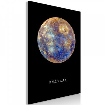 Tablou - Mercury (1 Part) Vertical