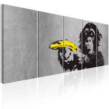 Tablou - Monkey and Banana