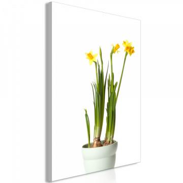 Tablou - Narcissus (1 Part) Vertical
