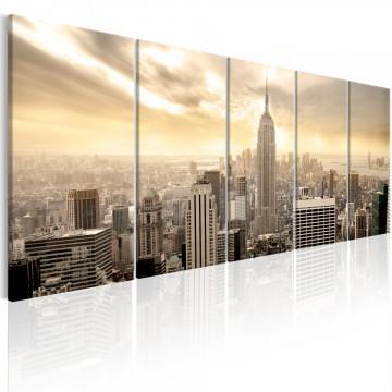 Tablou - New York: View on Manhattan