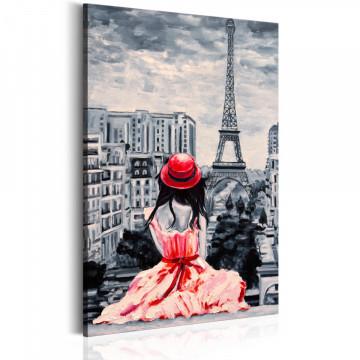 Tablou - Romantic Paris