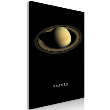 Tablou - Saturn (1 Part) Vertical