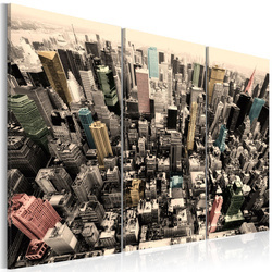 Tablou - The tallest buildings in New York City