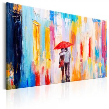 Tablou - Under the Love Umbrella