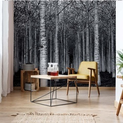 The Forest For The Trees Photo Wallpaper Mural