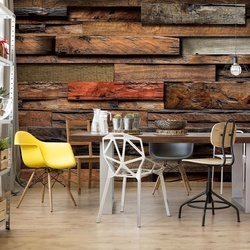 Wood Texture Photo Wallpaper Wall Mural