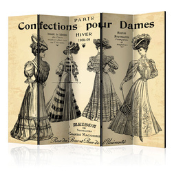 Paravan - Confections pour Dames II [Room Dividers]