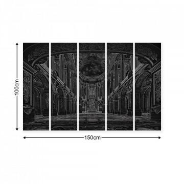 Architecture Canvas Photo Print