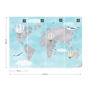 Ballooning Around the World