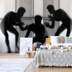 Body Language Photo Wallpaper Mural