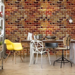 Brick Wall Photo Wallpaper Wall Mural