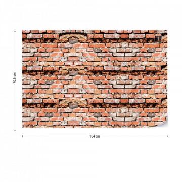 Brick Wall Texture Photo Wallpaper Wall Mural