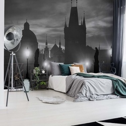 Charles Bridge Photo Wallpaper Mural