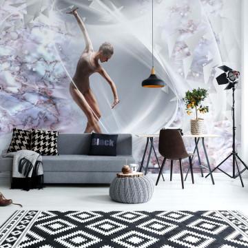Dancer Photo Wallpaper Wall Mural