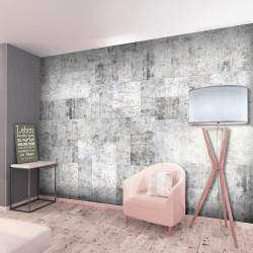Fototapet autoadeziv - Concrete: Grey City