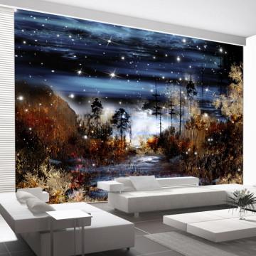 Fototapet autoadeziv - Magical forest