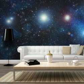 Fototapet - Billions of bright stars