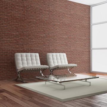 Fototapet - Brick - simple design