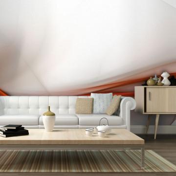 Fototapet - Elegant orange design